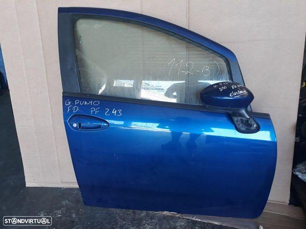 FIAT GRANDE PUNTO PORTA FRENTE DTA PF243
