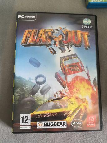 Flatout gra PC na CD