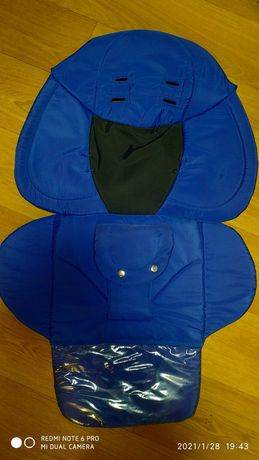 Матрасик текстиль в коляску или столик для кормления бронь до вторника
