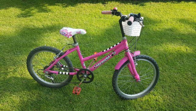 Rower dla dziewczynki, Merida Lemuroo koła 20