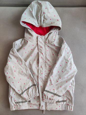 Куртка теплая дождевик кик