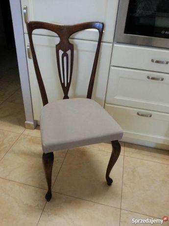 Krzesła drewniane stylowe