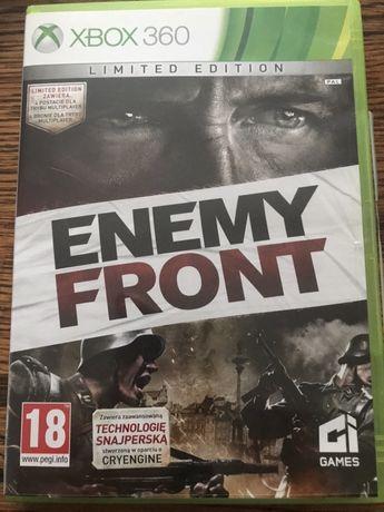 Gra xbox360 enemy front