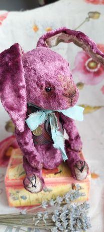 Игрушка заяц іграшка  вінтаж тедди