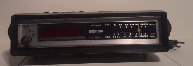 Radio Relógio Semp Toshiba