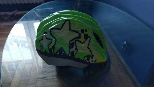 kask rowerowy dla dziecka Puky rozmiar 46-54