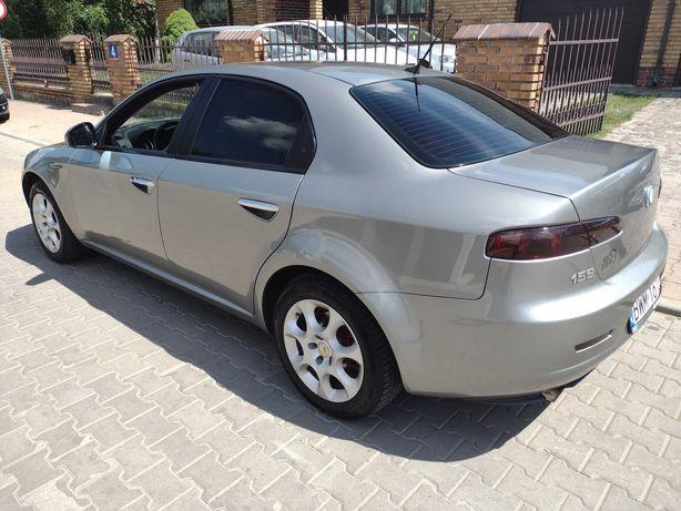 Alfa Romeo 159 1.9 Benzyna 2006 Rok