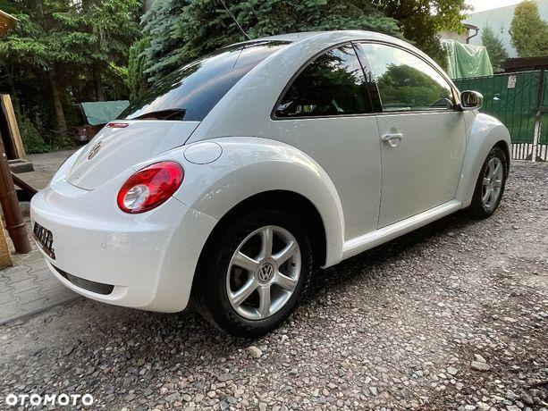 Volkswagen New Beetle Lift+Klima+Podgrz.Fotele+PDC+Alu+Serwis Niemcy+Nowy rozrząd+Wyjątkowy