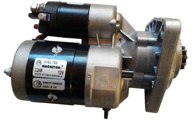 Стартер редукторный Магнетон 3.2 кВт Чехия МТЗ 80/82,ЮМЗ,Т40,Т25