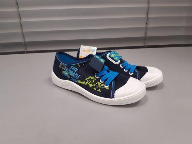 papucie-buty dla chłopca z BEFADO 33