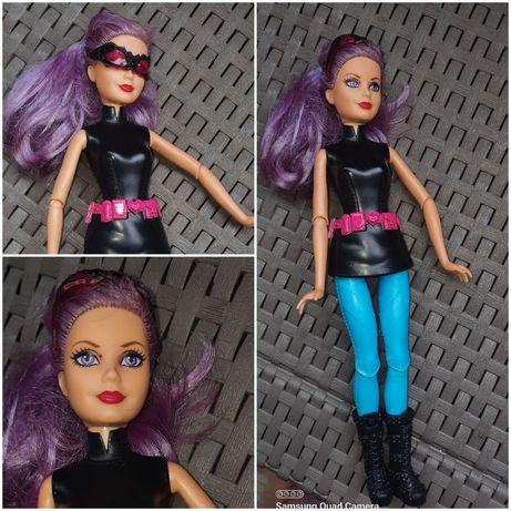 Barbie lalka agentka