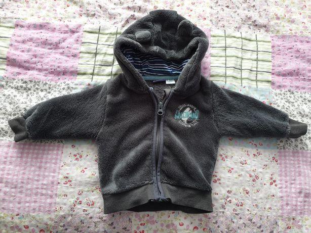 Bluza polarowa dla niemowlaka