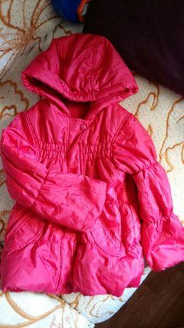 "Демисезонная куртка ""Mothercare"" 4-5 лет"