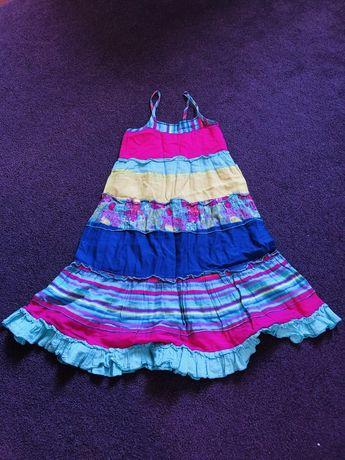 Sukienka 5-6lat