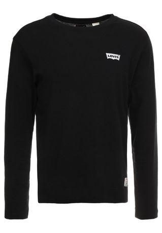 LEVI'S® Bluzka z długim rękawem - czarny