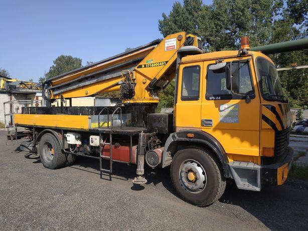Podnośnik Koszowy Iveco Multitel M24ALU