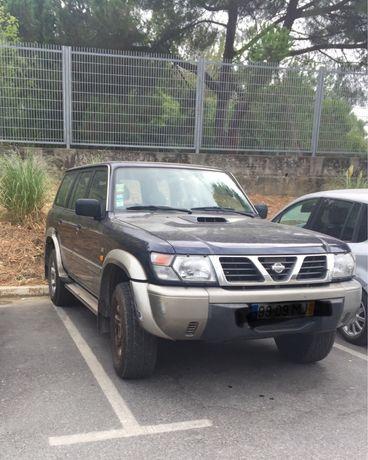 Nissan Patrol 2.8TD GR versão SE Longo
