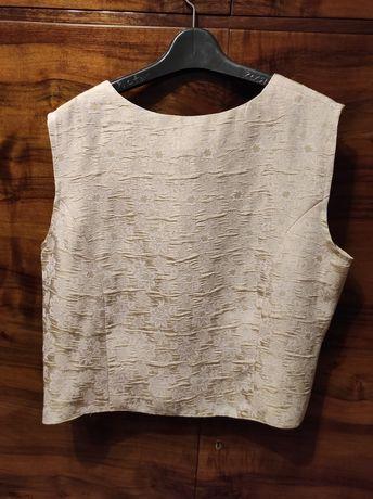 Spódnica, bluzka, żakiet