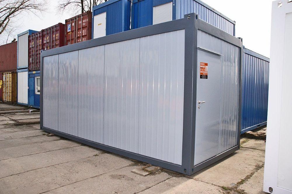 SKUP Kontenerów Socjalnych i biurowych - kontenery nowe i używane Słupno - image 1