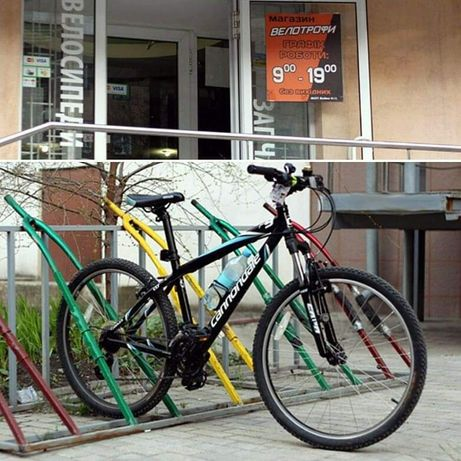 Велосипед cannondale f9