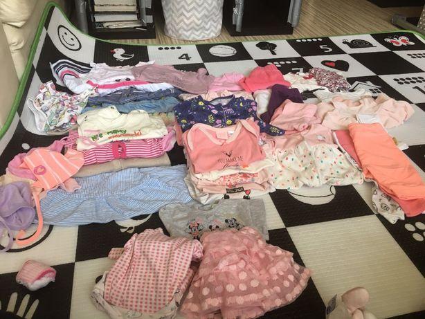 Ubranka,sukienki,spodnie,dresy,body,pajac 56-68