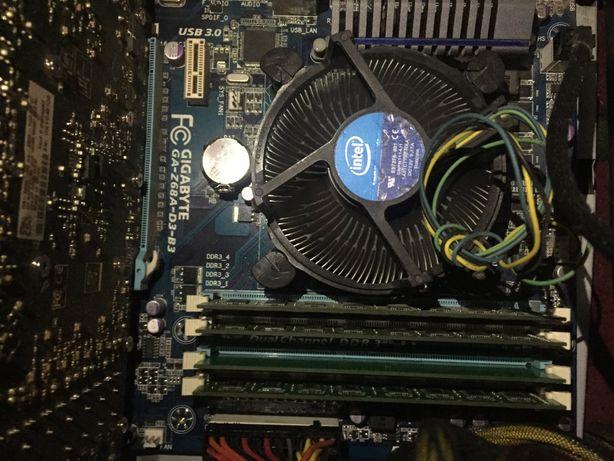 I7 2600 + 16gb DDR3 + HD6850 + HDD500gb Хороший Системный Блок