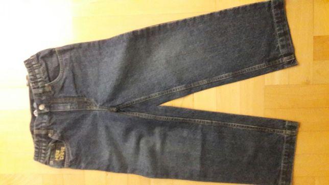 Jeansy dżinsy chłopięce C&A R.122 nowe szeroki pas