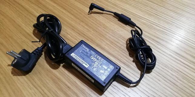 Zasilacz oryginał Acer 19V 3,42A z kablem zasilającym