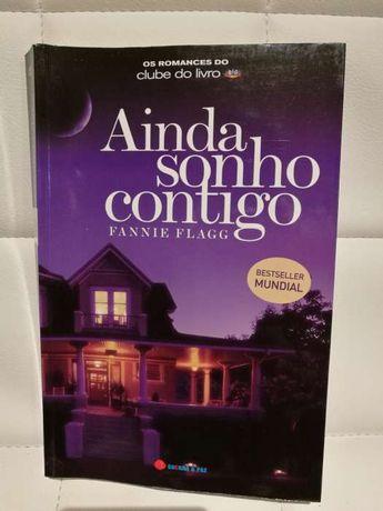 Livro Ainda Sonho Contigo de Fannie Flagg