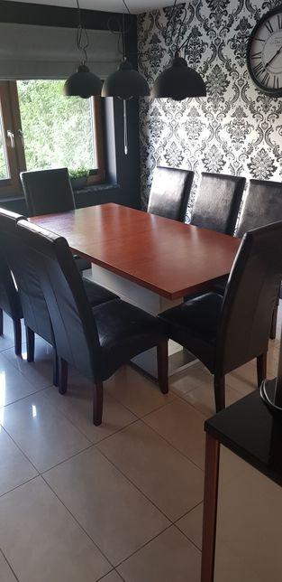 Komplet 8 krzeseł
