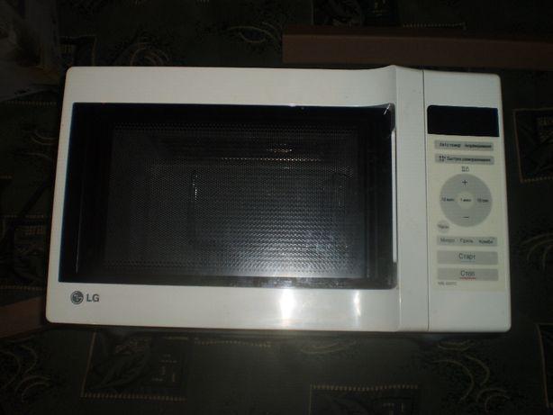 Микроволновая печь - ( ГРИЛЬ ) - LG MB-4047C