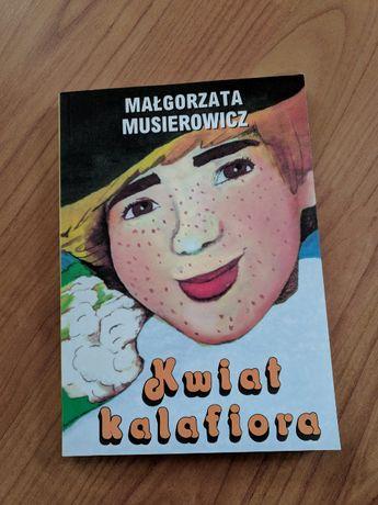 Książka Jeżycjada - Małgorzata Musierowicz – Kwiat Kalafiora