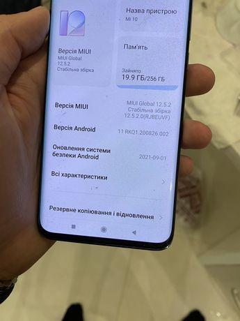 Продам Xiaomi mi 10 12/256 gb Магазин Гарнтія