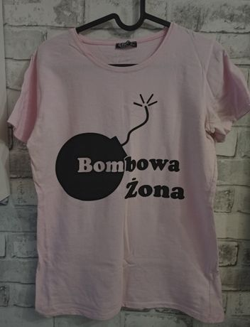 Rozowa bluzeczka bombowa zona
