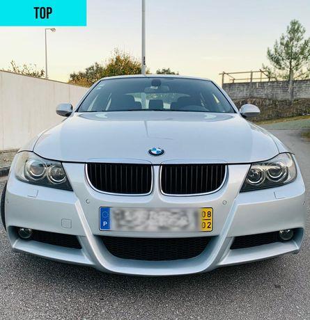 BMW 320d E90 Pack M