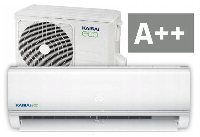 Klimatyzator klimatyzacja 3,5 kW montaż