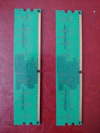 Оперативка DDR2 1+1 gb