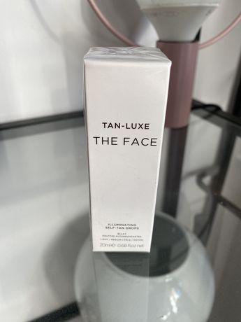 Tan-Luxe The Face luksusowe krople samoopalające do twarzy