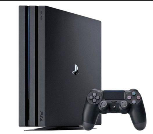 PS4 PRO 1T памяти