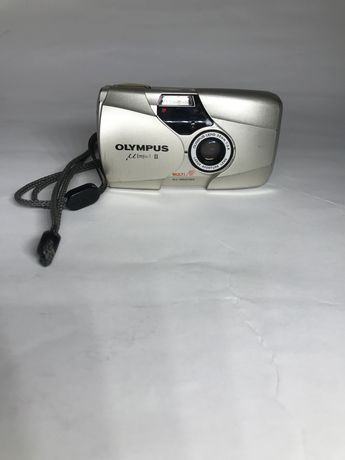 Olympus mju ii 35mm 2.8