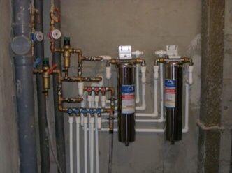 Монтаж водоснабжения. Монтаж отопления. Монтаж канализационных систем.