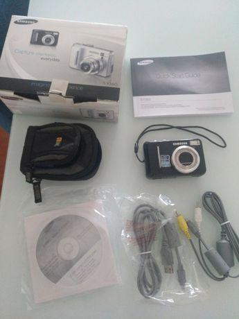 Câmara Fotográfica Samsung Com OFERTA DE BOLSA