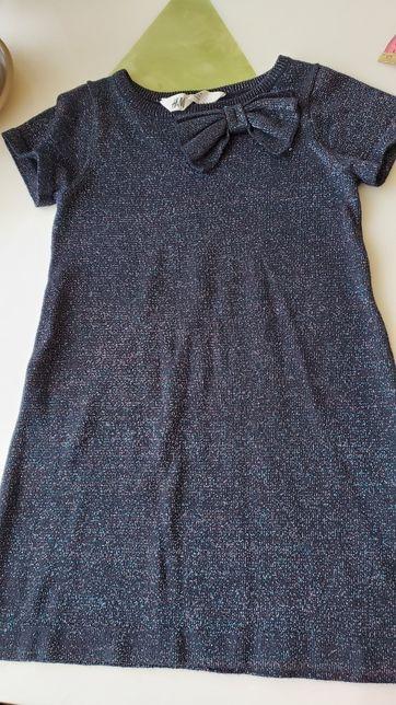 Платье H&M 2-4г для девочки