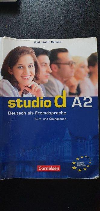 Книга Studio D A2 Ровно - изображение 1