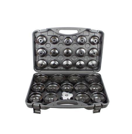 Kit de chaves de taças para Filtros de Oleo, 30 peças