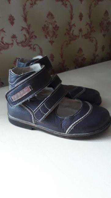 Ортопедические туфли для девочки 31 р