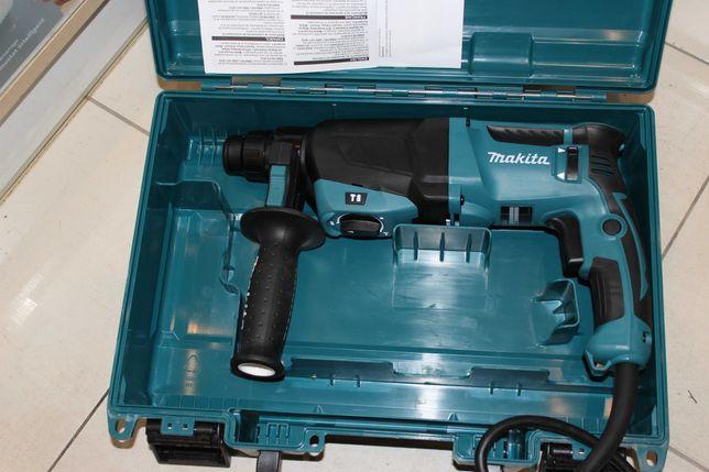Młotowiertarka Makita HR2630 z walizką/powystawowa/Lombard Krzysiek