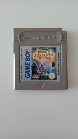 Jogo GameBoy CastleVania II Belmont's Revenge