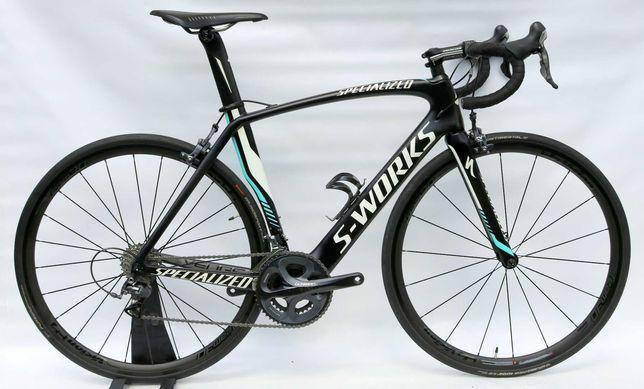 Rower szosowy SPECIALIZED S-WORKS VENGE, Ultegra, carbon 54, 7,8kg