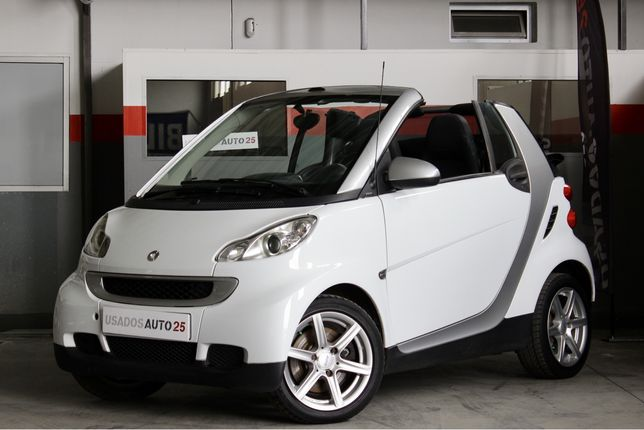 Smart Fortwo Cabrio 0.8 CDi Passion